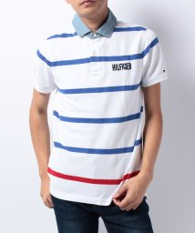 TOMMY HILFIGER MENS/SVEN ENG STP POLO S/S SF/002054491
