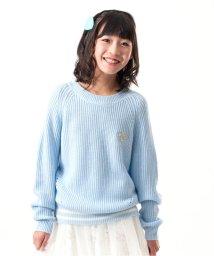 ALGY/裾ラインニット/002059393