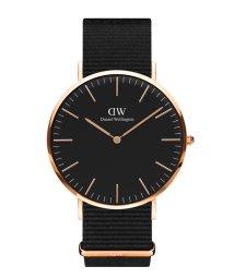 UNITED ARROWS/【予約会】<Daniel Wellington>BLACK MODEL Cornwall 40MM 腕時計†/002063346