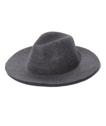 Ray Cassin /ウール中折れ広HAT/002056972