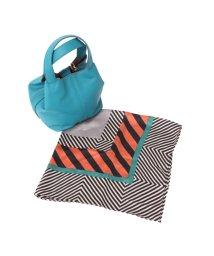 Viaggio Blu/【WEB限定カラーあり】スカーフ付きミニトートバッグ/002067296