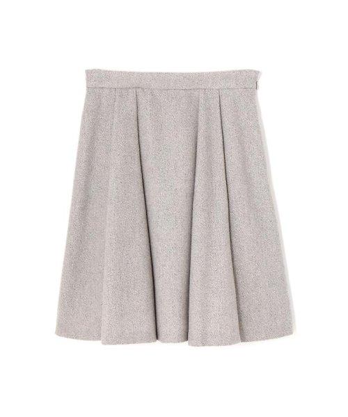 PROPORTION BODY DRESSING(プロポーション ボディドレッシング)/ドビーツィードスカート/1216220002