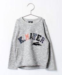 KRIFF MAYER(Kids)/スラブ天竺ロンT/002057465