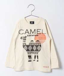 KRIFF MAYER(Kids)/プリントロンT(CAMEL)/002057474