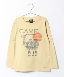 KRIFF MAYER(Kids)/プリントロンT(CAMEL)/002057475