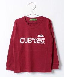 KRIFF MAYER(Kids)/CUBbyKMTEE/002057479