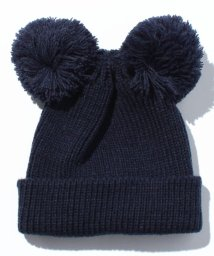 petit main/Wぼんぼんニット帽/002064434