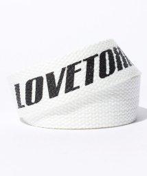 Lovetoxic/ロゴリングベルト/002064511