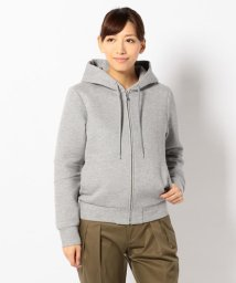 ICB(LARGE SIZE)/Compact Double Jersey パーカー/002071516