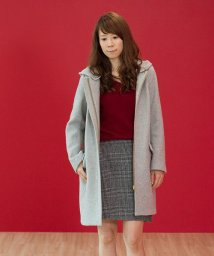 NATURAL BEAUTY BASIC/フーデットコート/10243498N