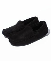 Shoes in Closet/プレーンフェイクファーモカシン/002062421