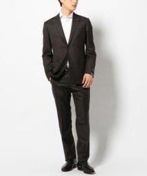 SHIPS MEN/SD: 【ハンドライン】 CANONICO社製生地 ピンチェック スーツ/002075235