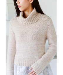 JILL by JILLSTUART/MERINGUE MELANGE KNIT/002077541