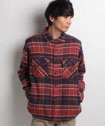 KRIFF MAYER/ヘビーネルCPOシャツ/002073765