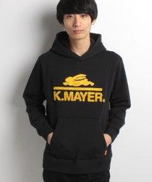 KRIFF MAYER/サガラ刺繍プルパーカー/002073768