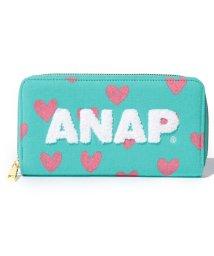 ANAP/ANAPロゴ長財布/002075731