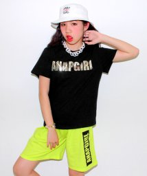 ANAP GiRL/ロゴ入りバスパン/002075741
