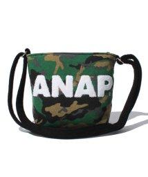 ANAP KIDS/3パターン柄スウェットポシェット/002075743