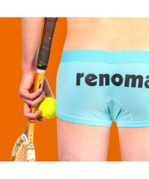 renoma/SPORTS BACK PRINT SHORT BOXER/002114223