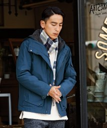 green label relaxing/BC WTHER CLOTH フィールドパーカー/002114697