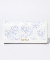 rienda/【rienda】フレームカブセロングウォレット/002059084