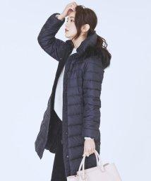 NIJYUSANKU/【洗える!】シレータフタ ダウンコート/002125282