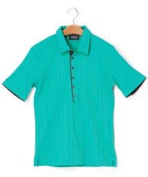 NICOLE CLUB FOR MEN/レイヤードルックボタンシャツ/002125645