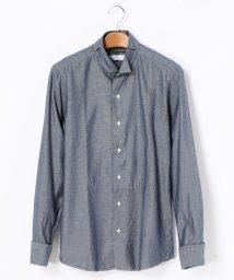 MONSIEUR NICOLE/ウィングカラーシャツ/002125667