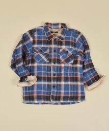 SHIPS KIDS/SHIPS KIDS:チェック CPO シャツ(100〜130cm)/002128045