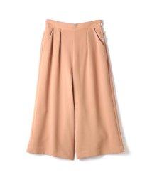PROPORTION BODY DRESSING/【AneCan 12月号掲載】キラ釦ガウチョパンツ/002128185