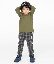 b-ROOM/ラグラン長袖Tシャツ/002121493