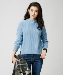 J.PRESS LADIES(LARGE SIZE)/LAMAIN ハイネックニット/002129702