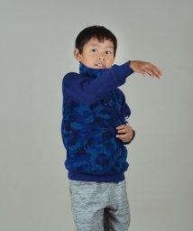 SHIPS KIDS/ATHLETA★★★SHIPS KIDS:フリース×裏毛 パーカー 2(100~130cm)/002130557