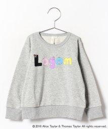 LAGOM/【バーバパパ】Lagomロゴトレーナー/002128264