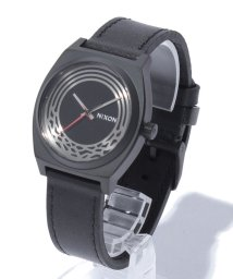 NIXON/TIME TELLER LEATHER SW: KYLO BLACK/002133360