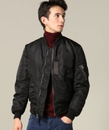 JOURNAL STANDARD/WILLIAM GIBSON / ウィリアムギブソン : COLLECTION BLACK MA-1 DOW/002139694