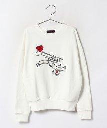 Lovetoxic/ピストル刺繍プルオーバー/002134486