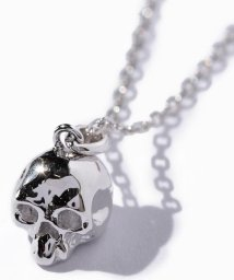 LION HEART/LH Petite Modern‐01NE3046WG‐メンズプチネックレスWG(スカル)【ユニセックス】/002133234