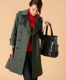beautiful people/ultimate pima twill long trench coat/002136218
