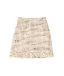 PROPORTION BODY DRESSING/リリヤーンツィードスカート/002143025