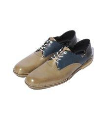 LANVIN en Bleu(mens shoes)/クラッシュアンコンレースアップシューズ/LB0000710