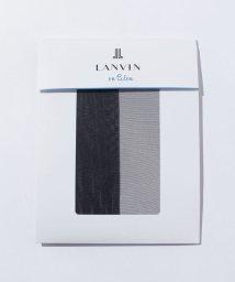 LANVIN en Bleu(ladies socks)/交編パンスト(L‐LL)/LB0001830