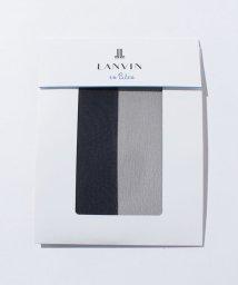 LANVIN en Bleu(ladies socks)/着圧パンスト(M‐L)/LB0001831
