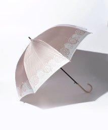 LANVIN en Bleu(umbrella)/婦人裾花柄プリント長傘/LB0002111