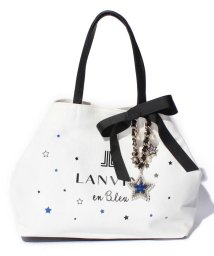 LANVIN en Bleu(BAG)/メテオール トートバッグ/LB0002922