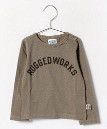RUGGEDWORKS/BABY ロングTee/002135824