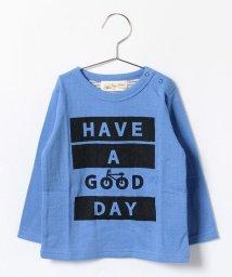 Love&Peace&Money/GOOD DAY接結Tシャツ/002144425