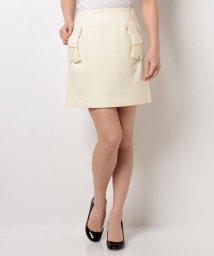 UNIVERVAL MUSE/リボンポケットスカート/002146286