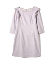 PROPORTION BODY DRESSING/ミニマトラッセワンピース/002148749