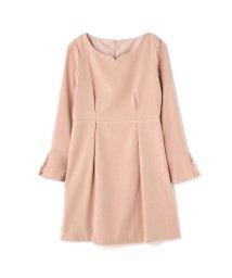 PROPORTION BODY DRESSING/袖口レース切替ワンピース/500001654